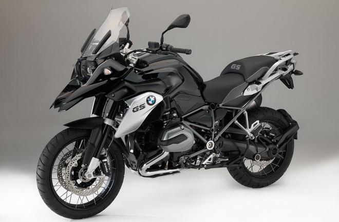 Nueva Honda Pan European 2018 >> Ya conocemos cómo será la BMW R 1200 GS Triple Black 2016 - Canariasenmoto.com