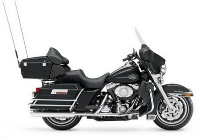 Harley-Davidson Ultra Classic Electra Glide (2010)