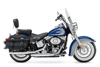 Harley-Davidson Heritage Softail Classic (2010)