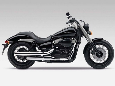 Honda VT 750 Shadow Black Spirit (2010)