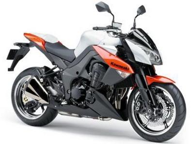 Kawasaki Z 1000 Abs 2010 Canariasenmotocom