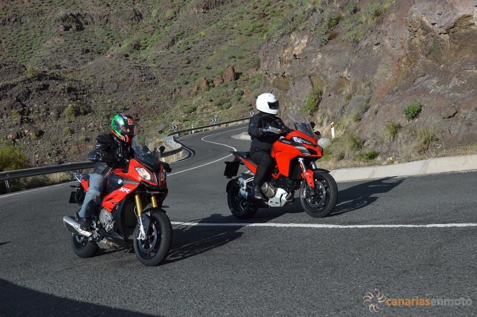 Ducati Multistrada Vs Bmw Rrt