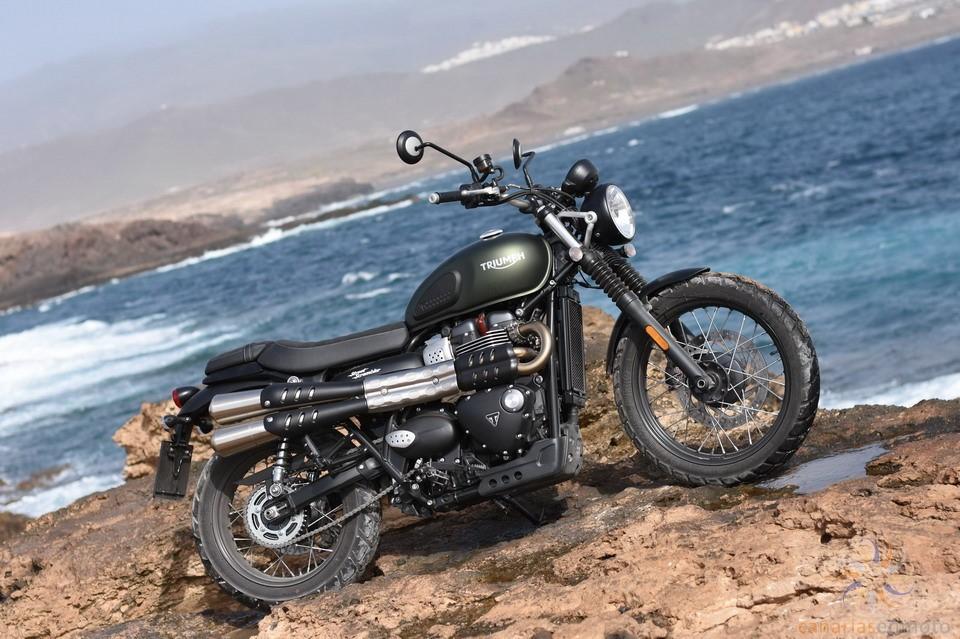 Nueva Honda Pan European 2018 >> Las aventureras de Triumph, donde acaba el asfalto comienza la diversión - Canariasenmoto.com