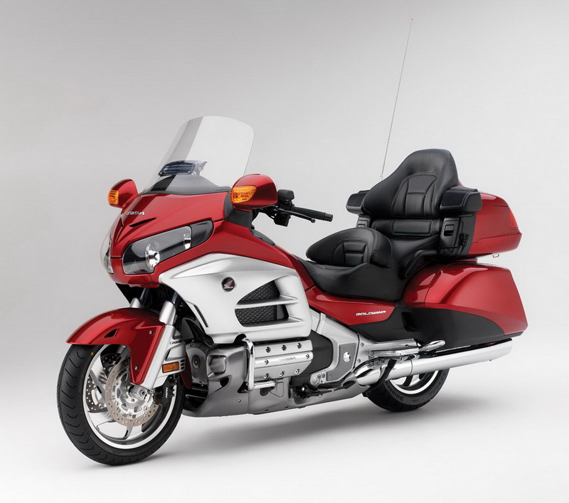 Honda Goldwing  Red Motorcycle For Sale In Oklahoma