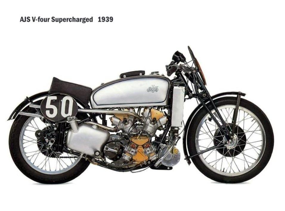 Historia y evolución de la motocileta 1939