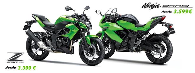 Prueba Kawasaki Ninja 250SL 2015: ADN deportivo