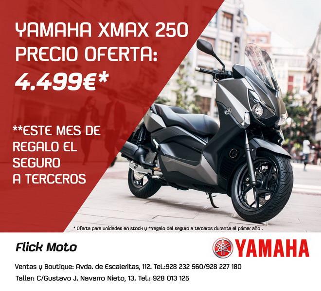 Este mes la x max 250 por y seguro gratis en flick moto - Seguros de coche por meses ...