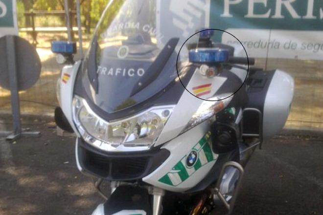 La Guardia Civil de Tráfico estrenará 60 motos con radar ligero