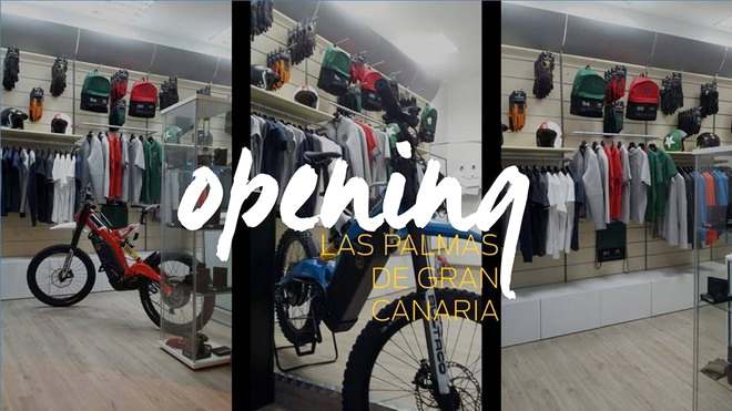 Bultaco canarias abre su nueva bultaco store las palmas - Showroom las palmas ...