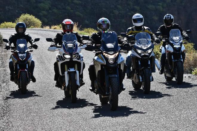 Probamos los cinco modelos Crossover de Honda, cóctel de virtudes ...