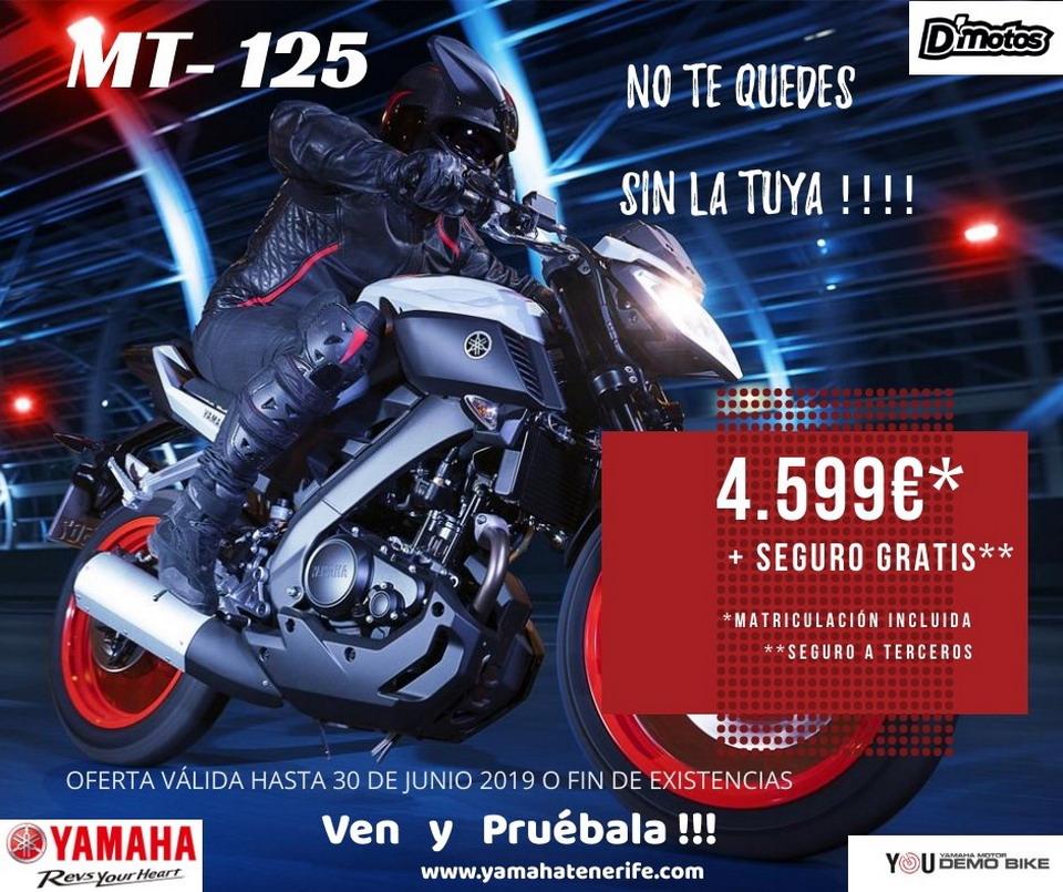 MT-125 2020 - motocicletas - Yamaha Motor