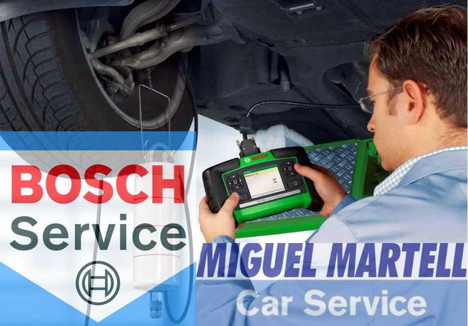 Miguel martell servicio oficial bosch car service for Servicio oficial bosch madrid